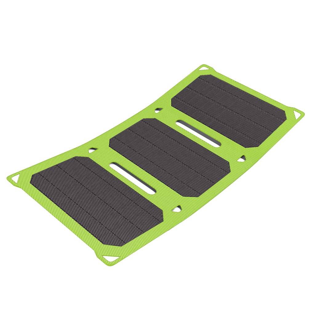 Solar power pack